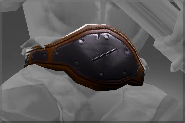 Cinturão de Aço Pesado