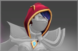 Complete Hood of the Psion Inquisitor