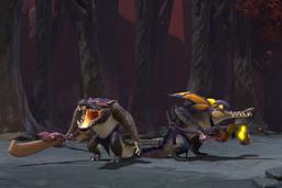 Reptilian Refuge Dire Creeps