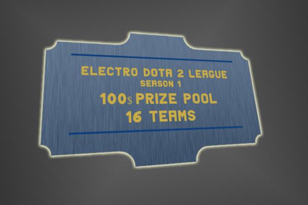 Electro Dota 2 League Season 1
