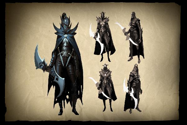 Envisioning Phantom Assassin Loading Screen