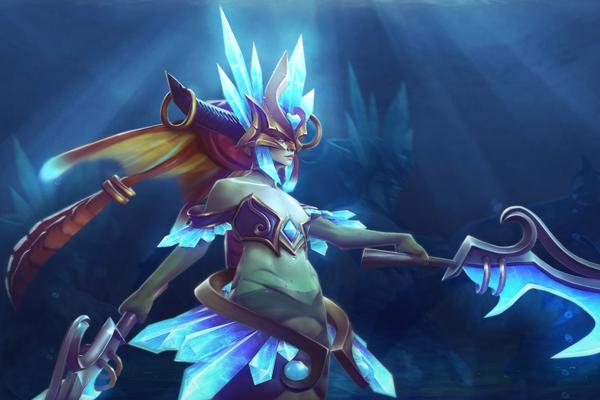 Загрузочный экран: Iceborn Trinity