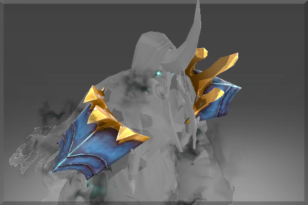 Cosmetic icon Compendium Rider of Avarice Shoulders.png