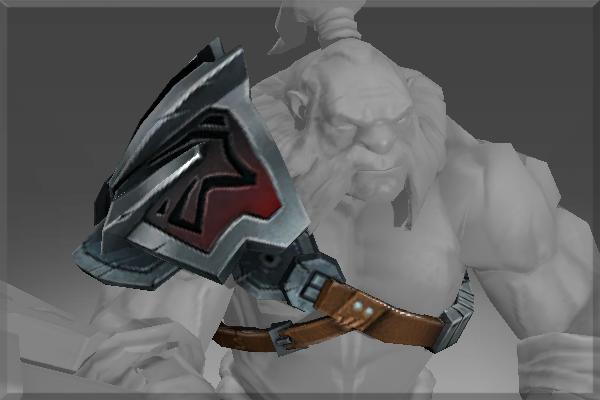 Ombreira do Conquistador Vermelho