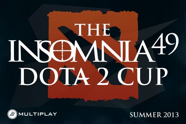 Insomnia49 Dota 2 Cup