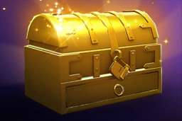 Сундук золотых Immortal-предметов 2017