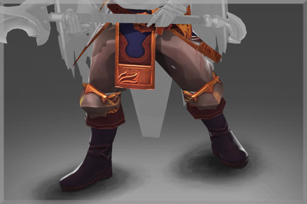 Legs of the Honored Servant of the Empire