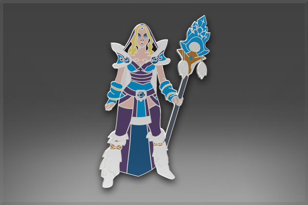 Классический значок: Crystal Maiden