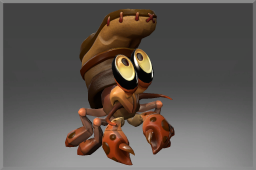 Стиль с Boots of Speed для Hermes The Hermit Crab