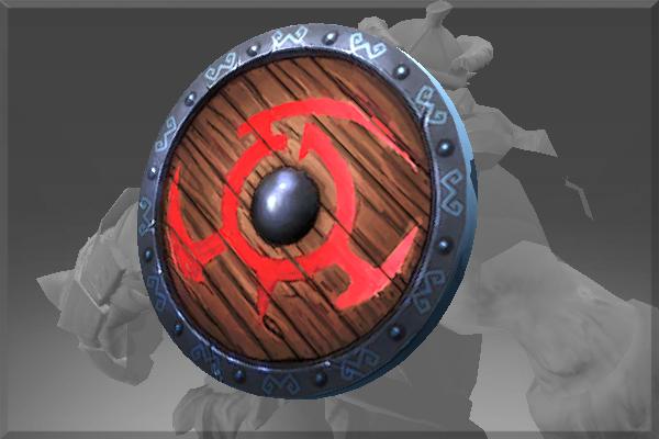 Frostiron Raider Shield