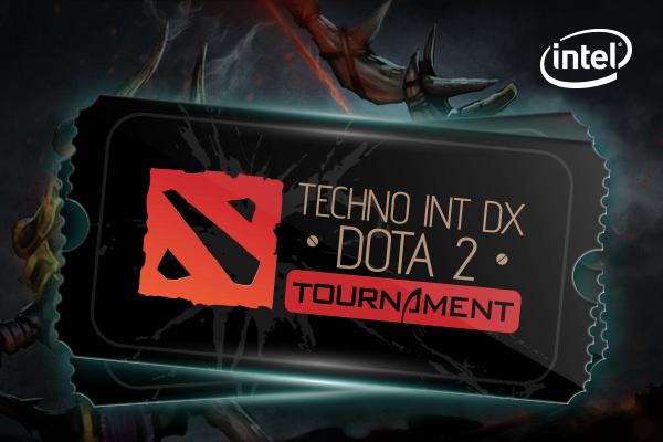Techno Int DX Dota 2 Tournament
