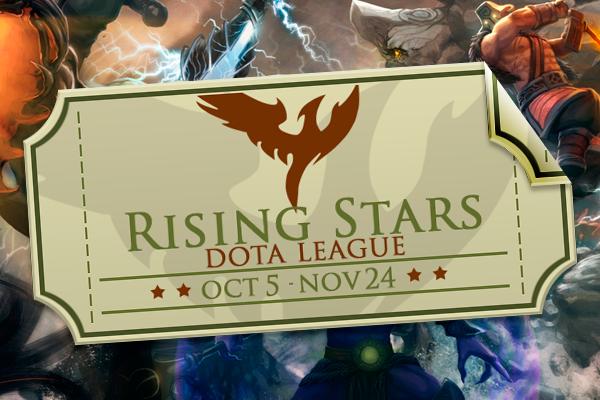Rising Stars Dota League