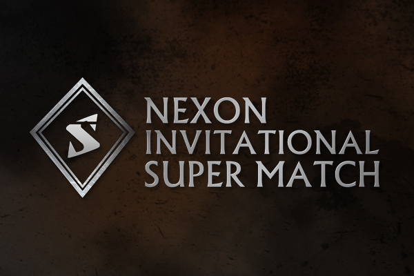 Nexon Invitational Super Match (Ticket)