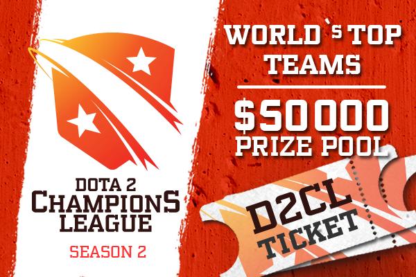 Dota 2 Champion's League Season 2