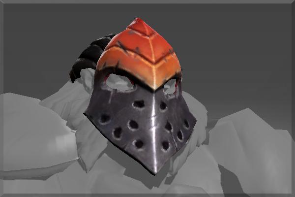 Máscara da Cabeça de Carneiro