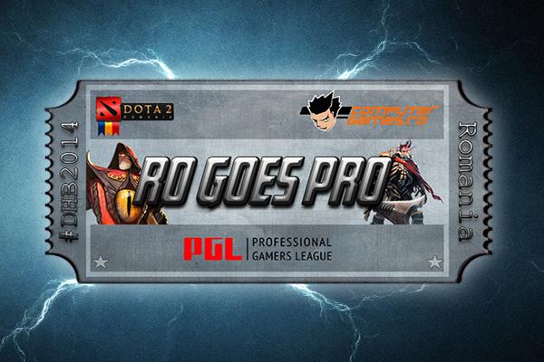 Ro goes Pro