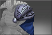 Dressed Pauldron of the Flameguard