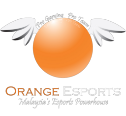 Team logo Orange Esports.png