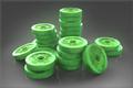Pile of Jade Tokens