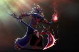 Shadow Flame Loading Screen