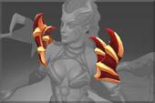 Shoulders of the Dark Angel