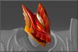 Crimson Wyvern Helm