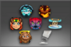 The International 2015 Emoticon Pack I