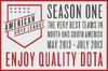 American Dota League (Ticket)