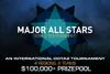 Major Allstars Tournament Ticket