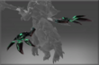 Obsidian Guard Wings