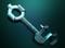 Prison Cell Key