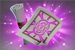 Cosmetic icon Recipe Artificer's Brand.png