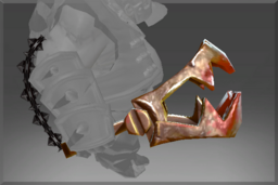 Cosmetic icon Compendium Bone Crusher of the Trapper.png