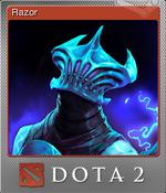 Trading Card Foil Icon - Razor.png