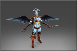 Cosmetic icon Wicked Succubus.png