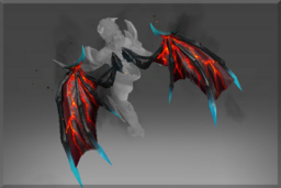 Cosmetic icon Wings of Searing Pain.png