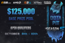 Dota Pit League Season Five Ticket
