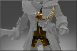 Cosmetic icon Medallion of the Divine Anchor.png