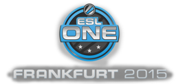 ESL One Frankfurt 2015 logo.png