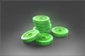 Handful of Jade Tokens
