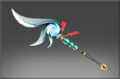 The Crucible of Light Staff