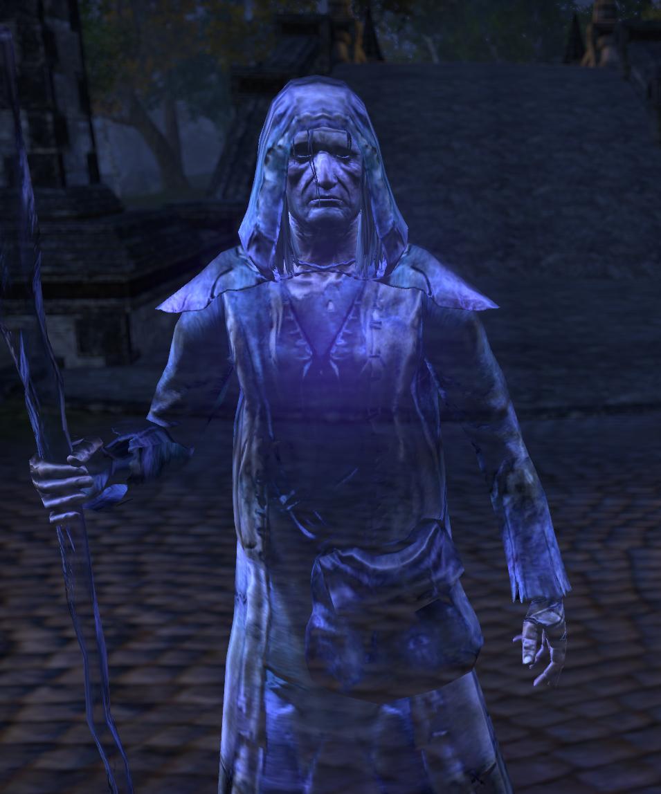 The Prophet (Online) in Daggerfall