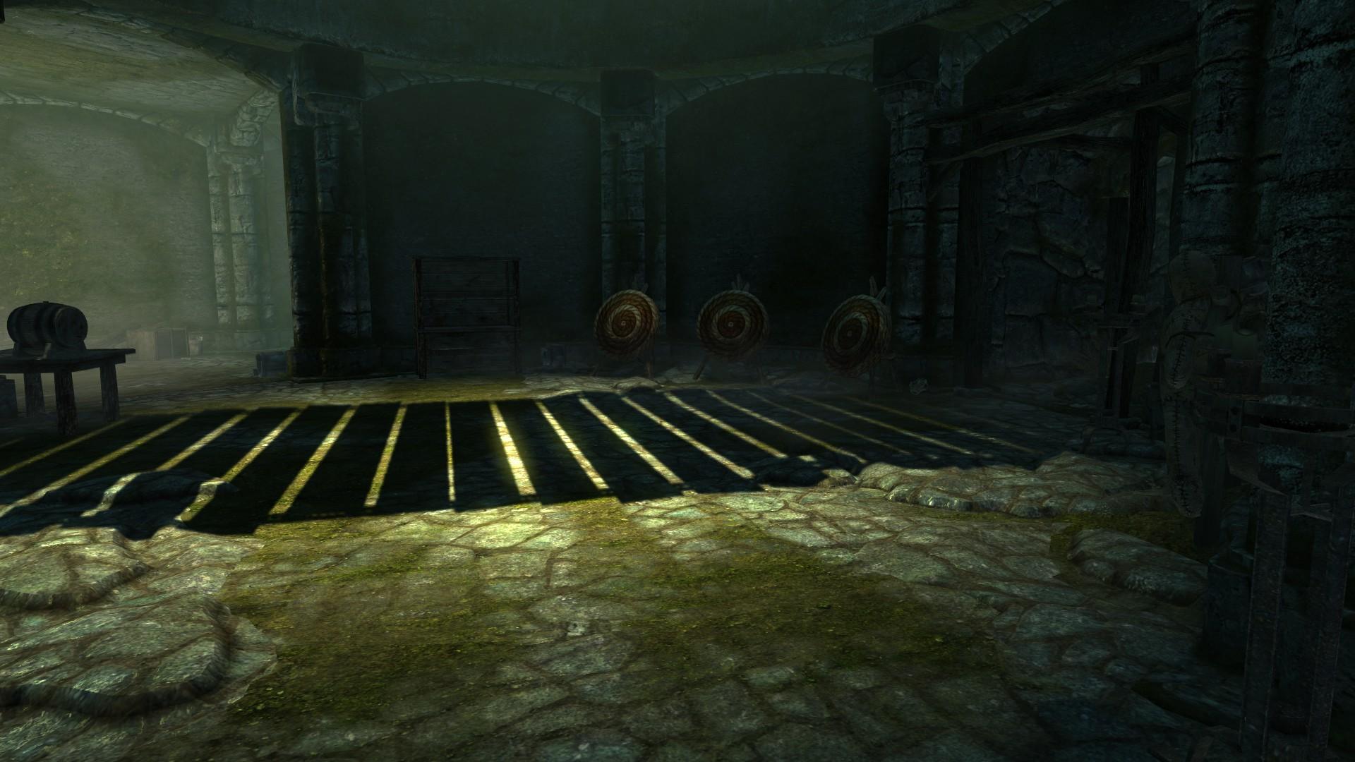 Dawnstar Sanctuary TrainingHall