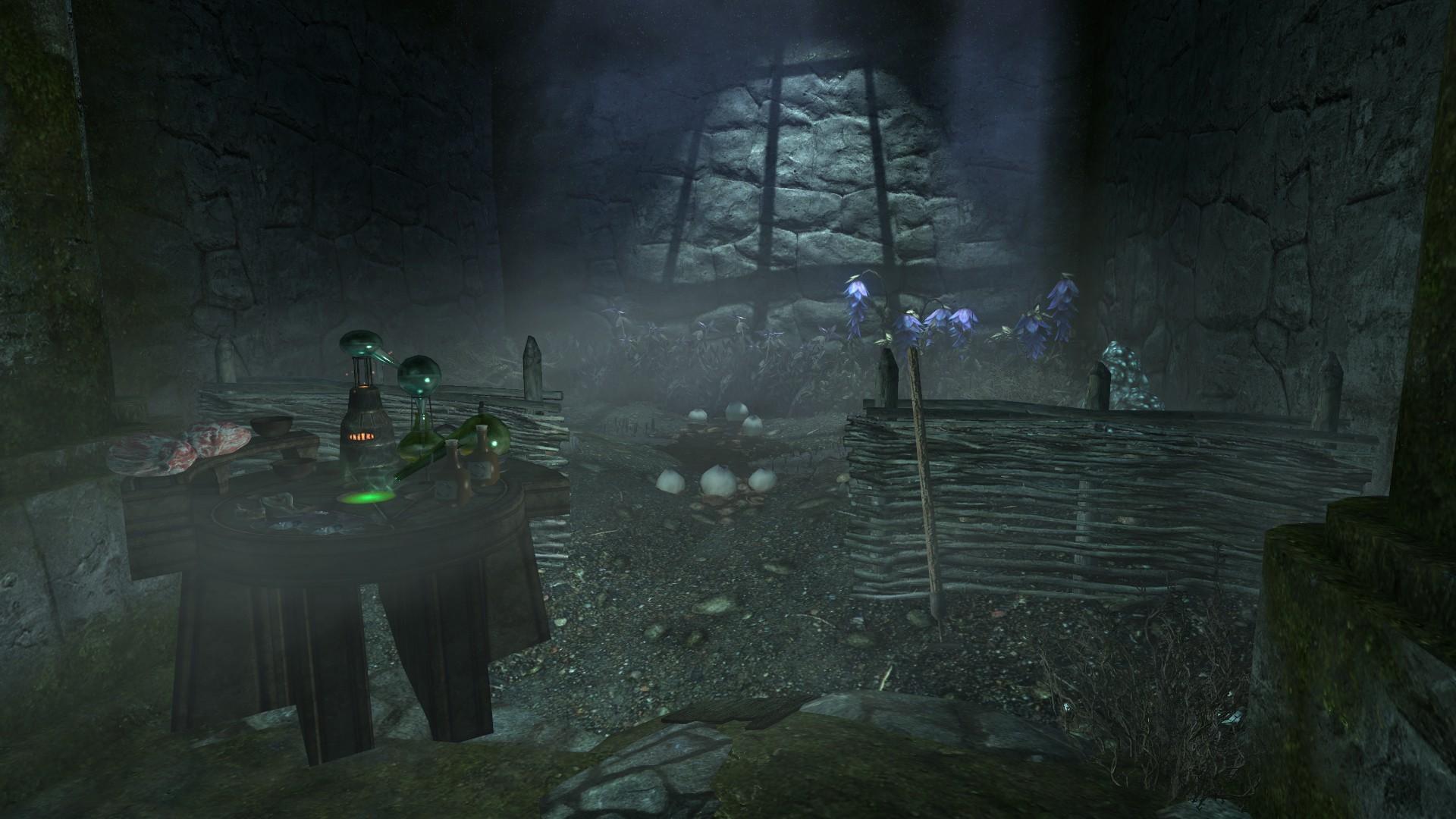 Dawnstar Sanctuary AlchemyCorner