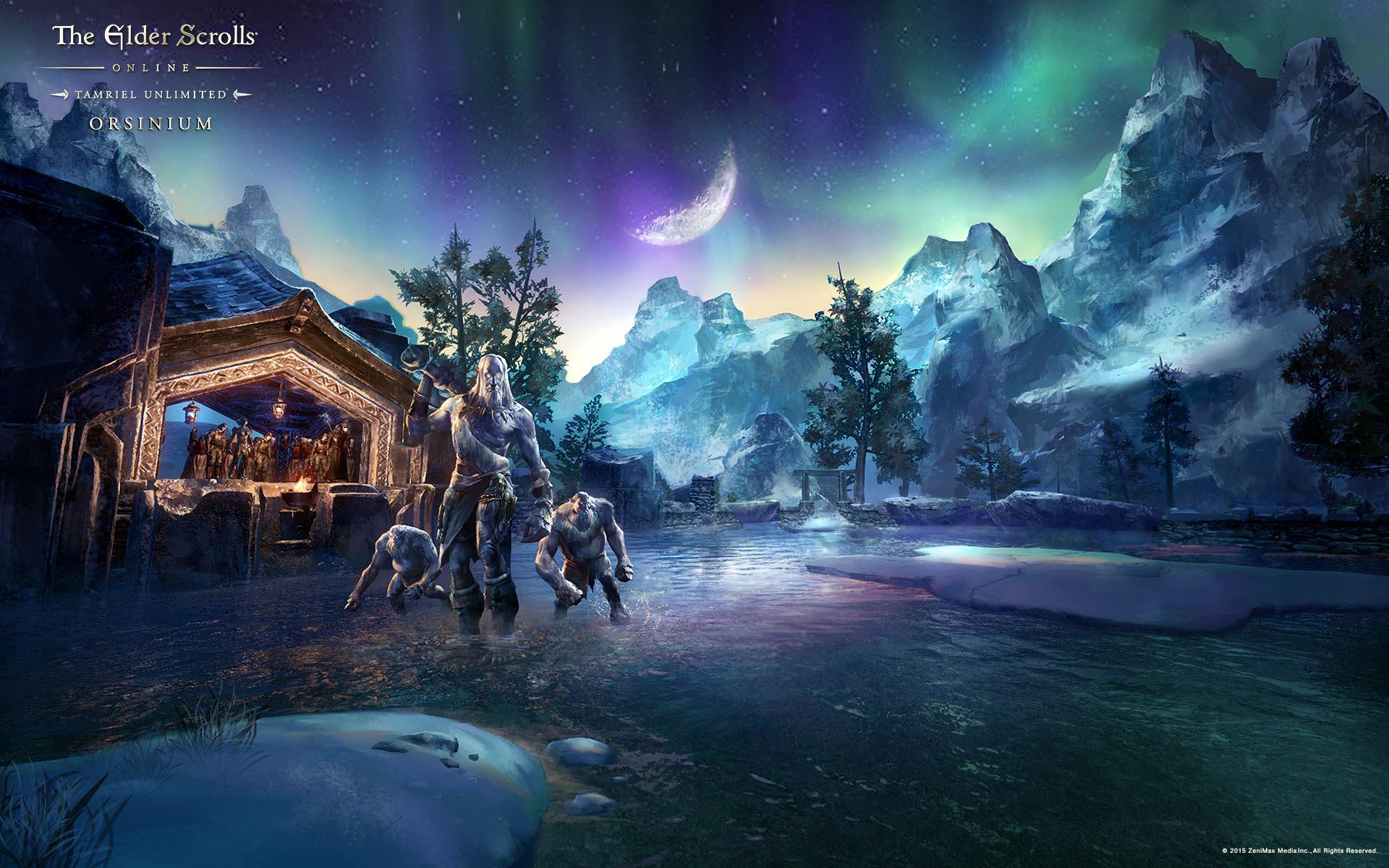 The Maelstrom Arena Concept Art