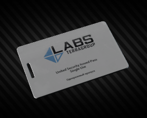 Terragroup Labs access keycard ins.png