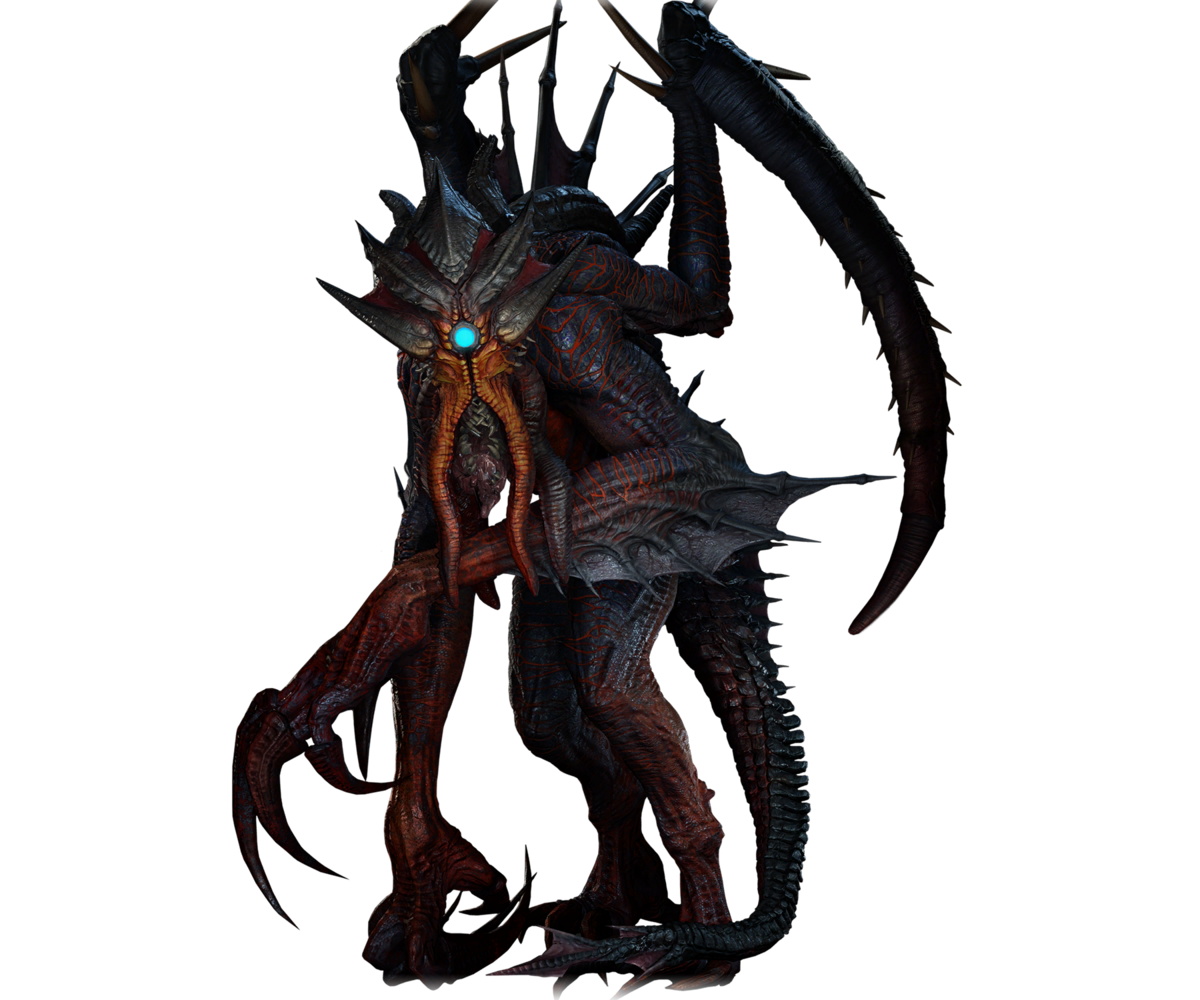 Elder Kraken - Official Evolve Wiki