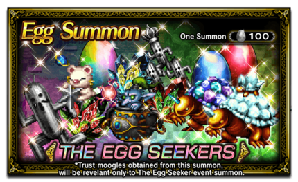 Egg Summon for The Egg Seekers