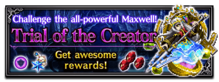 Trial of the Creator