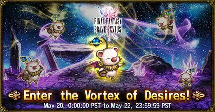 Enter the Vortex of Desires!